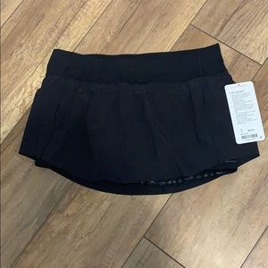 LULULEMON Final Lap Skirt